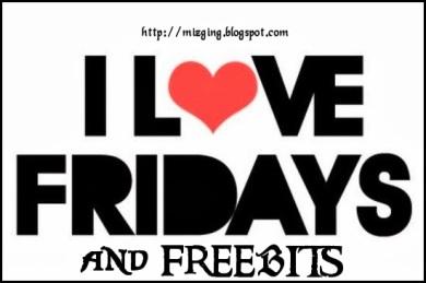 Friday Freebits